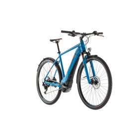 Cube Cross Hybrid Race 500 Allroad E-Cross Bike blue